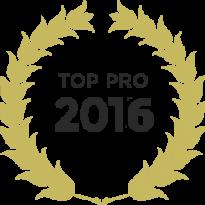 Logo top pro 2016 bis 4