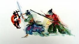 L'école d'arts martiaux qui agrège et synthétise différentes disciplines telles que la self défense, le ju-jitsu, le kobudo, les arts martiaux mixes...